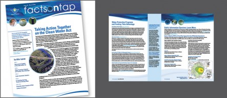 Region of Waterloo Water Services – Facts on Tap Newsletter & Water Protection Census